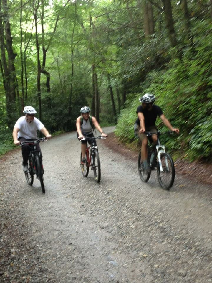 White County – SORBA Group Ride February 14th, 2015