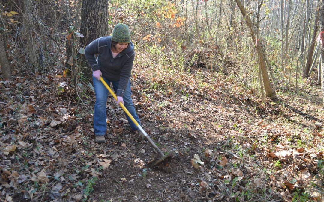 Trail Work Day – Saturday March 14, 2015