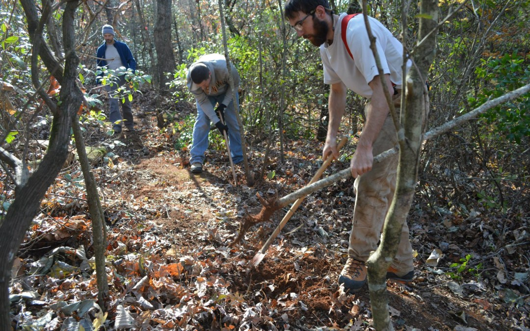 November 2014 – Trail Work Day